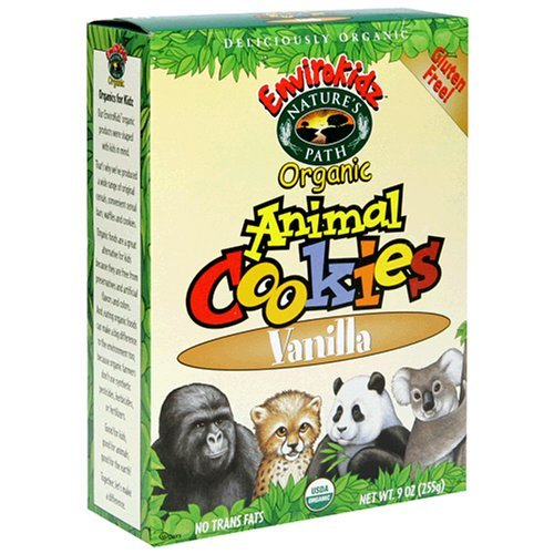 Gluten-free (and most dairy-free) animal cookies   Sure Foods Living ...