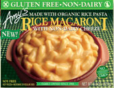 Amy S Kitchen Gluten Free Non Dairy Mac And Cheese