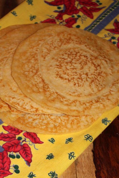 Food Processor Corn Tortilla Recipe
