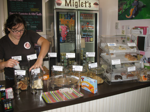 Katie of Miglet's Bakery