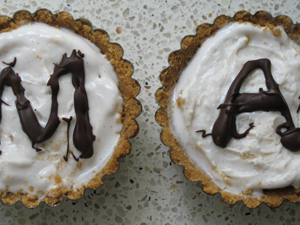 GF DF Ice Cream Pies