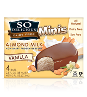 So Delicious Almond Milk Bar