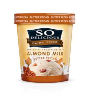 So Delicious Almond Milk ice cream