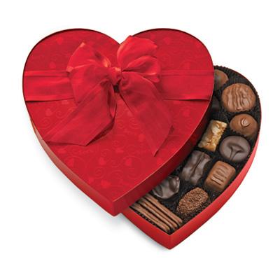 See's Gluten-Free Valentine Chocolate