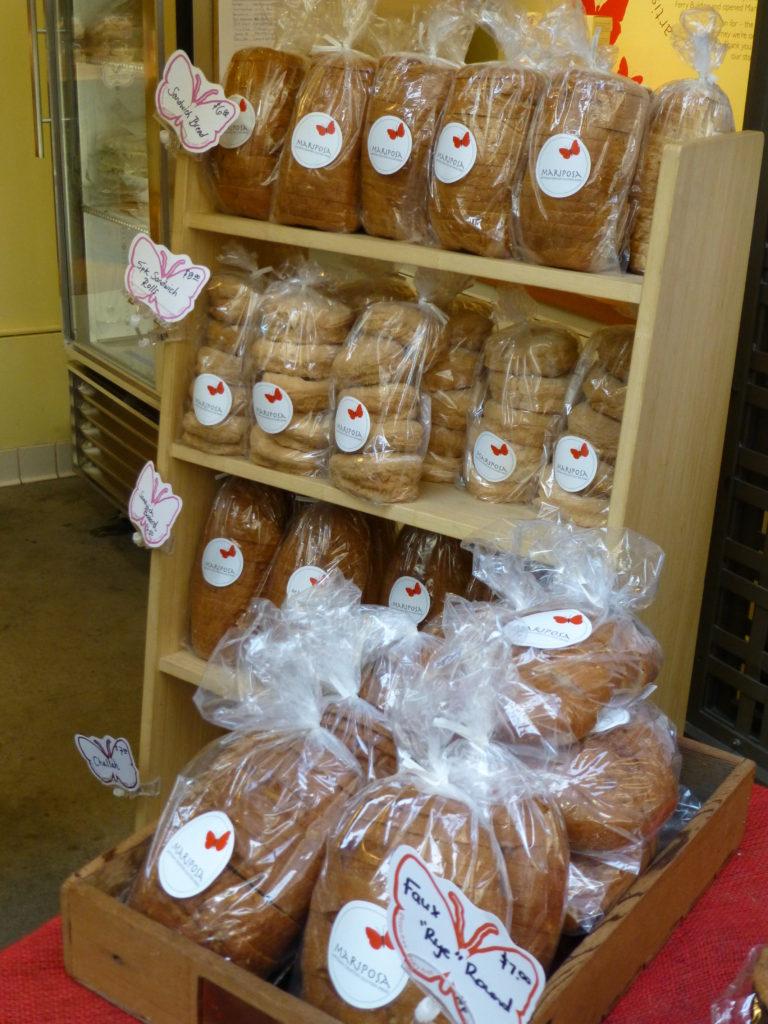 Mariposa Gluten-Free Bread