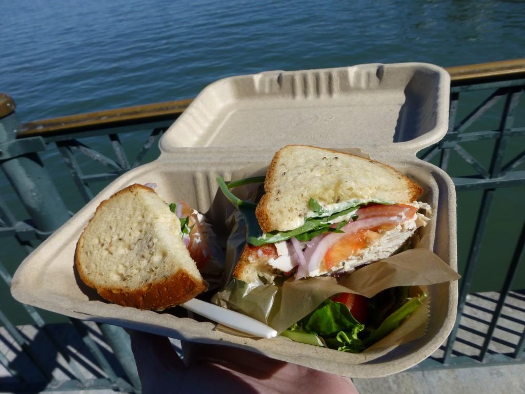 Mariposa Gluten-Free Sandwich San Francisco