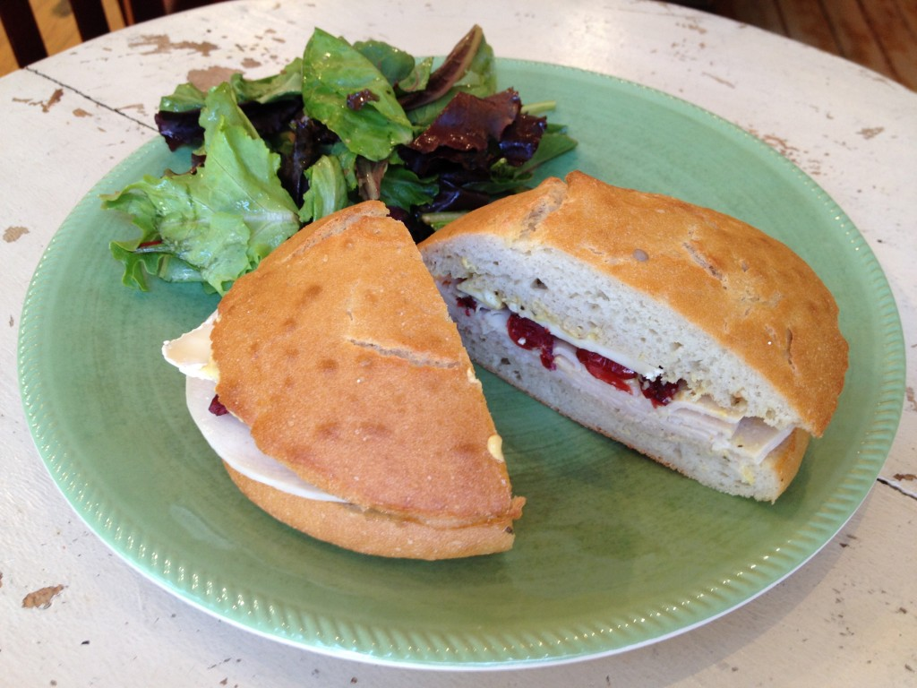 Flour Chylde Sandwich