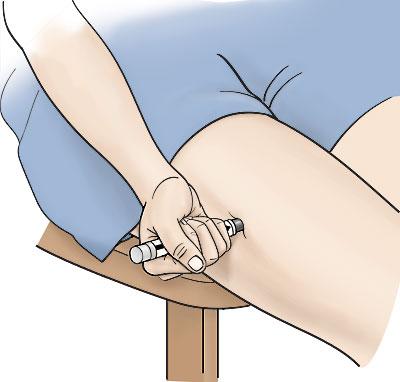 epi pen injection
