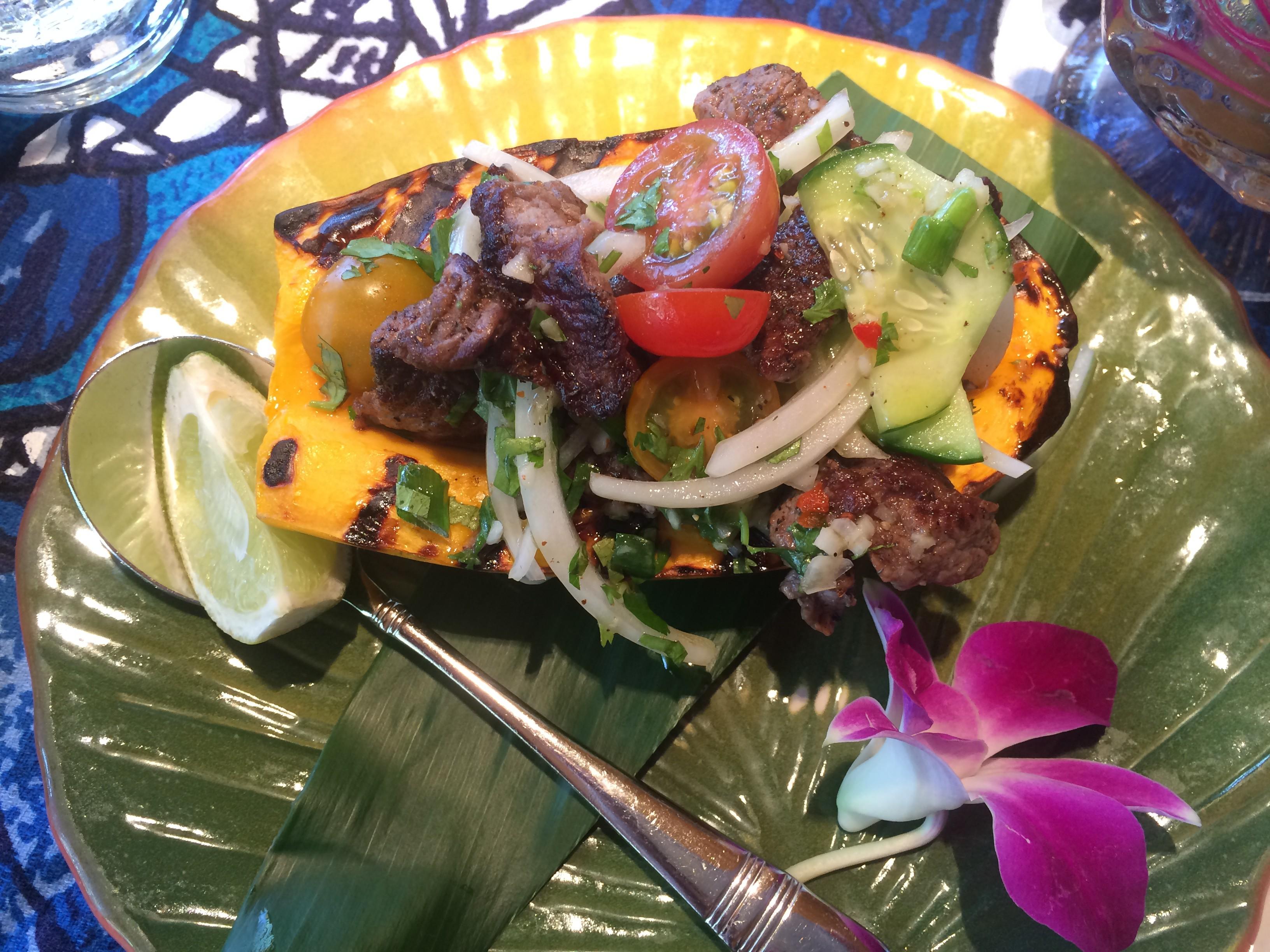 Beef Polynesian